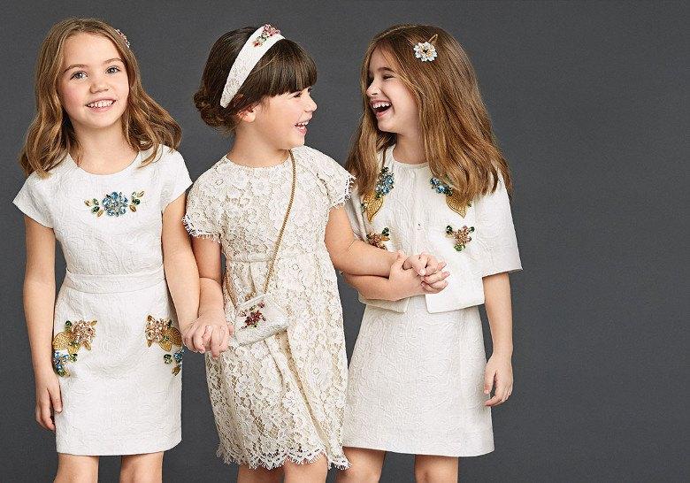 Модные цвета одежды для детей 175