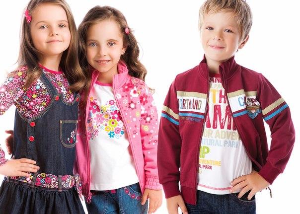 Как выбрать детскую одежду в Украине